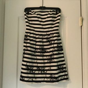 Black and white Lily Pulitzer Dress